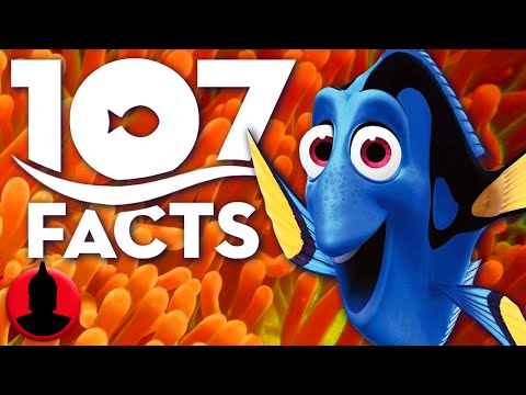 Thumbnail: 107 Finding Dory Facts YOU Should Know - (ToonedUp #158) | ChannelFrederator