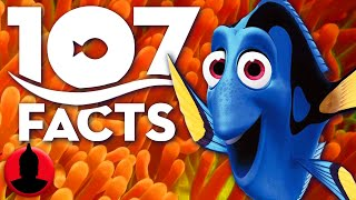 107 Finding Dory Facts - (ToonedUp #158) | ChannelFrederator