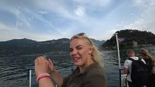 Путешествие по озеру Комо. 3 часть / Видео