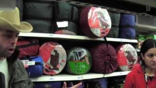 Mumbles in Kmart & Wal Mart