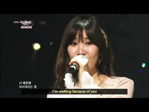 DAVICHI - Be Warmed (2013.05.04) [Music Bank w/ Eng Lyrics]