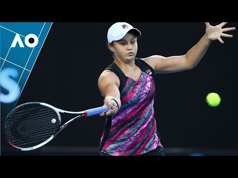 Rogers v Barty match highlights (2R) | Australian Open 2017
