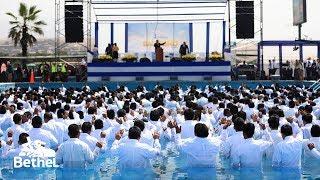 BAUTISMO EN AGUA 2019 l BETHEL TELEVISIÓN