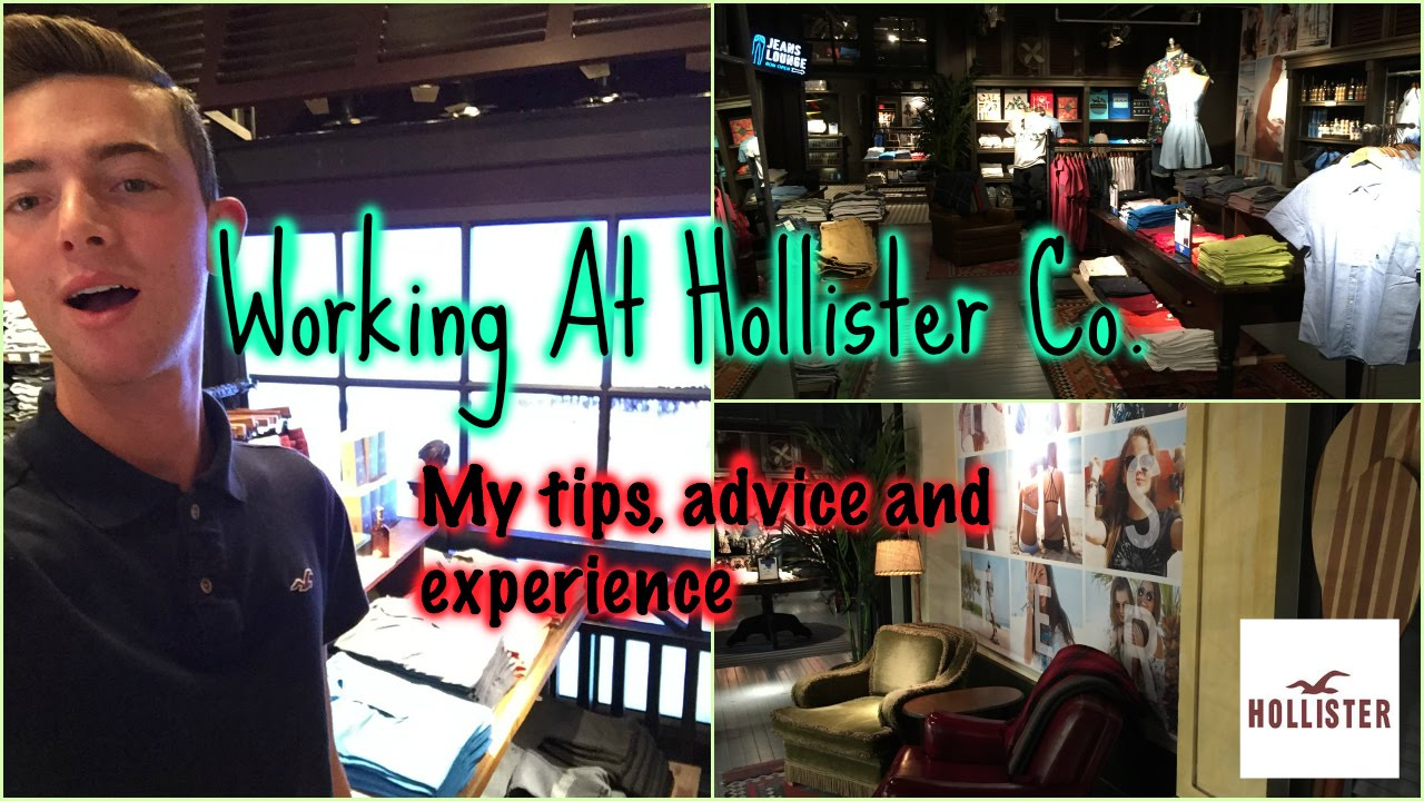 Working at hollister?