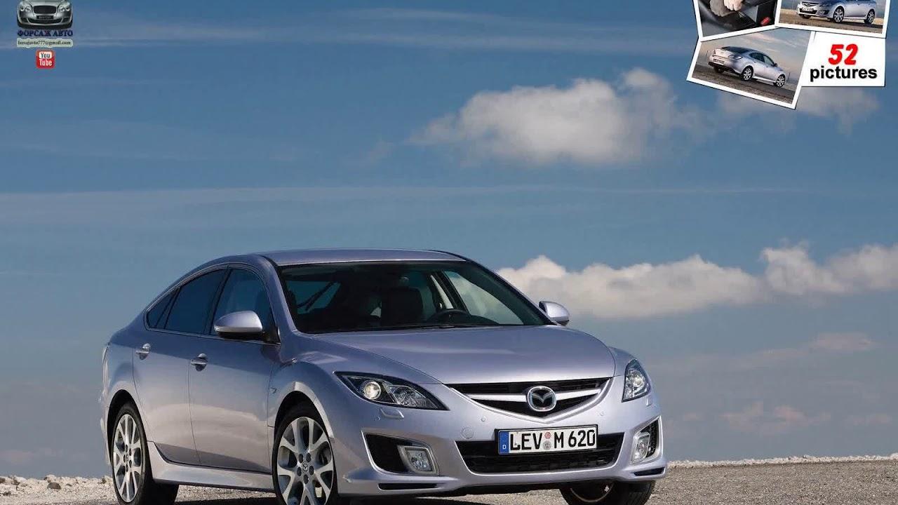 Mazda 6 SAP ( 2009 ) - YouTube