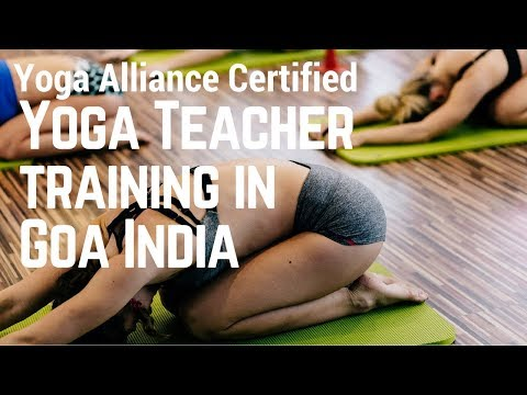Yoga Teacher Training in Goa India 20 Nov to 11 Dec 2018 - Yoga with Amit