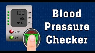 Blood Pressure Checker Prank - How to check blood pressure on mobile devices screenshot 4