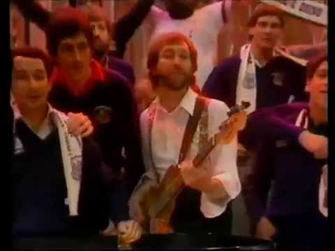 """Tottenham Hotspur/Chas & Dave – """"Ossie's Dream' Top Of The Pops"""