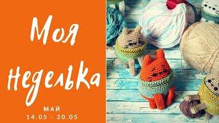 #42 - Моя неделька рукоделия (14.05-20.05) - КРАСАВИЦЫ И ОТРЯД КОТОВ