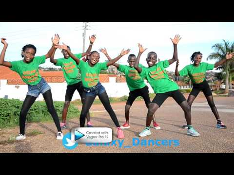 Fire By Challanger Dance Cover By Galaxy African Kids HD Video thumbnail