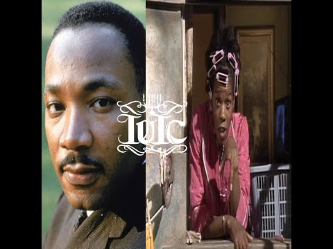 The Israelites: Don't Nobody Betta Say Nuttin' Bad 'Bout Martin Luther Kaaang!!! #BlackHistory