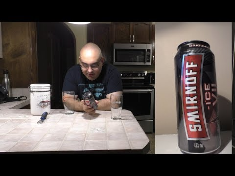 Smirnoff ICE VII Original Review - Drinking In Canada