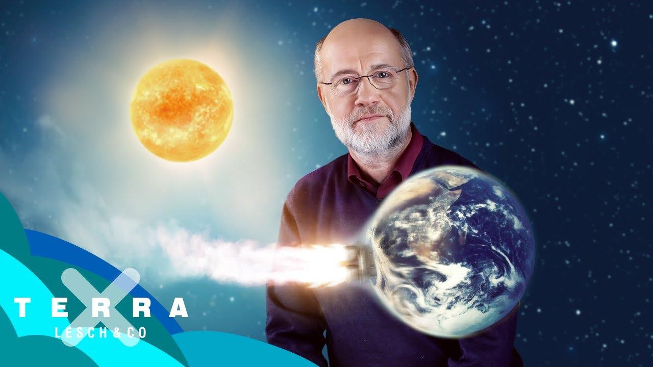 Mit der Erde in den Marsorbit wechseln? | Harald Lesch