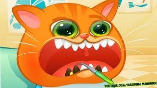 Мультик про Котика Bubbu #18 Играем в котенка Бубу! Мультфильмы для детей - виртуальный питомец