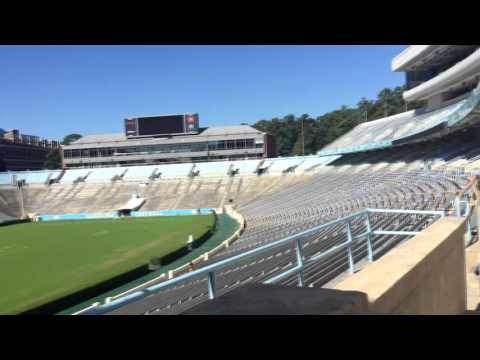 A Day in the Life: UNC Track and Field