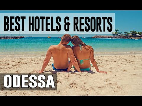 Best Hotels and Resorts in Odessa, Ukraine
