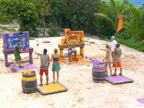 Survivor: Cagayan - Reward Challenge:  Challenge Pitch