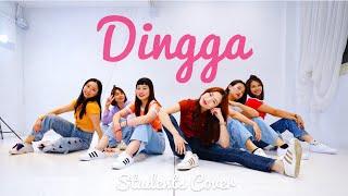 마마무 MAMAMOO - 딩가딩가 Dingga / APPLEYIN's Students Dance Co…