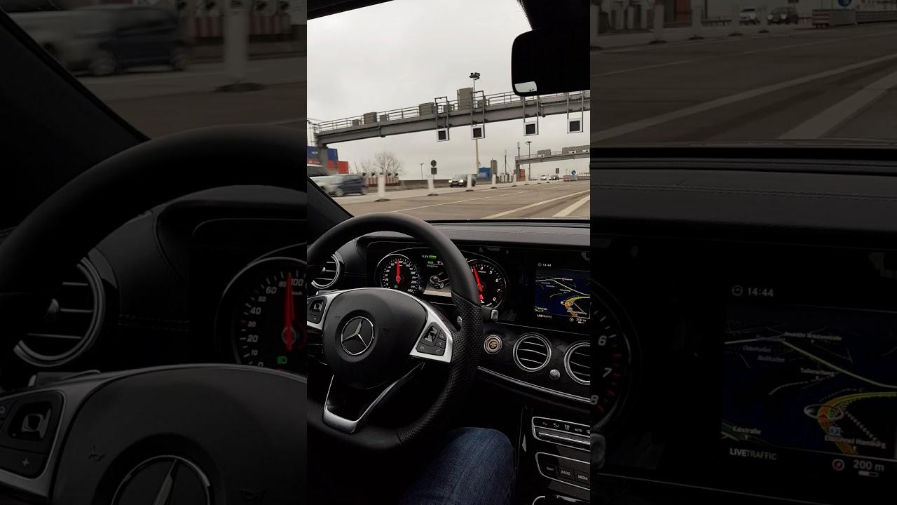 Mercedes Benz E 63 S AMG Hamburg