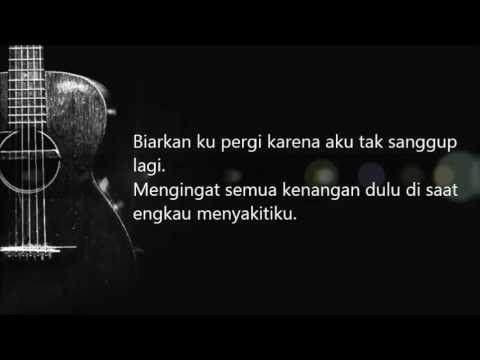 Rossa - Tak Sanggup Lagi (Official Lyric Video)