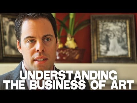 Understanding The Business Of Art by Ben Pratt