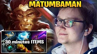 Matumbaman [Monkey King] 30 Minutes Full Item EZ Game