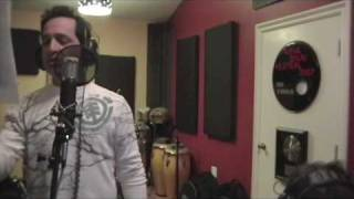 Recording SBX - The Emperor's Clothes vocal session