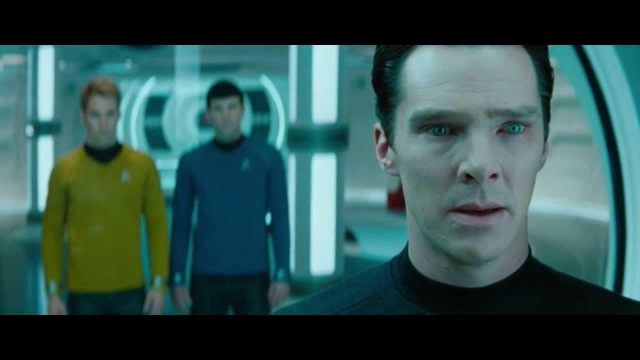Star Trek Into Darkness - Khan's Speech HD - YouTube