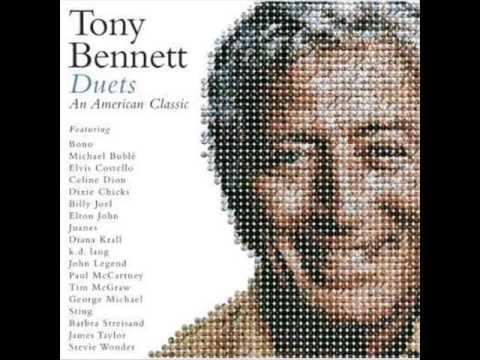 Tony Bennett & Stevie Wonder   For Once In My Life