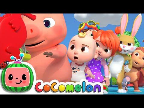 Wait Your Turn | CoComelon Nursery Rhymes & Kids Songs