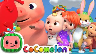 wait Your Turn | CoComelon Nursery Rhymes & Kids Songs