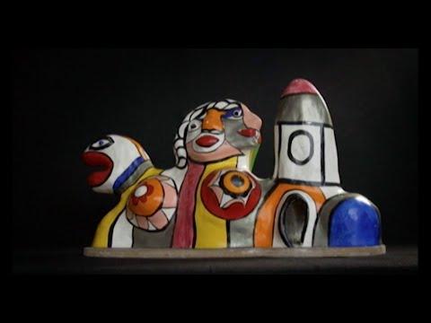 Les œuvres publiques (extrait du film Niki de Saint Phalle, un rêve d'architecte)
