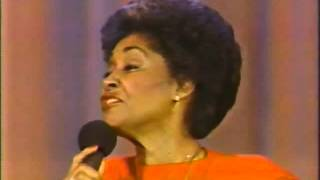 Nancy Wilson--Guess Who I Saw Today,You Can Have Him, 1984 TV