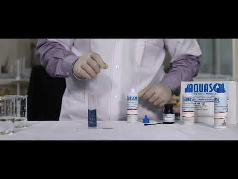 POWER MAX ENGINEERS - How To Use Aquasol Total Hardness Test Kit 201