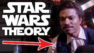 Why Lando Was Wearing Han's Clothes EXPLAINED! | Star Wars Theory - Jon Solo