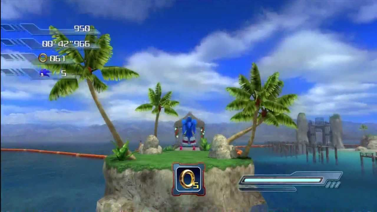 how to make sonic wave