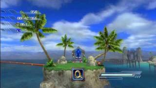 Sonic the Hedgehog 2006: Wave Ocean (Sonic / Very Hard) [1080 HD]