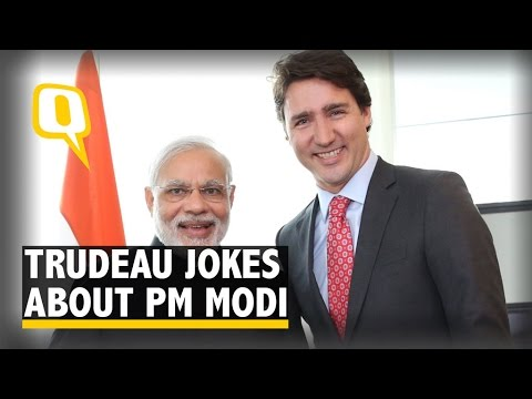 """I Have More Sikh Ministers Than Modi"", Jokes Justin Trudeau"