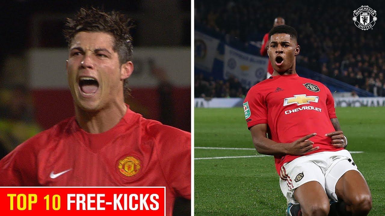 Download Ronaldo or Rashford? I Top 10 Free-Kicks I Manchester United