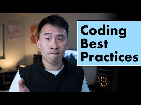 Best Coding Practices To Show During Job Interviews