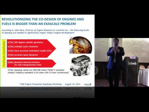 HPC Accelerating Combustion Engine Design