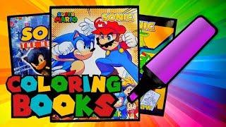 Bootleg Coloring Books