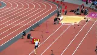 Greg Rutherford clinches Olympic gold (long jump - London 2012)