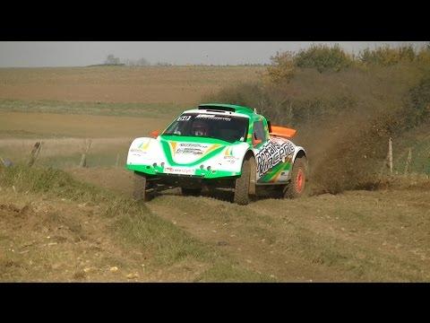 Rallye 7 vallées artois 2016