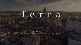 capa de Terra de Catarina Fernandes