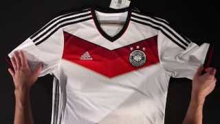adidas Germany 2014 Home Soccer Jersey - Unboxing