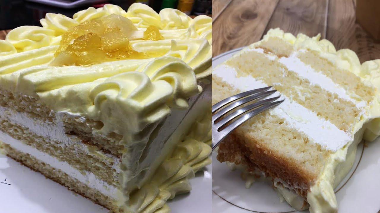 Marschamellow de Abacaxi cobertura de bolo e tortas rende muito!!