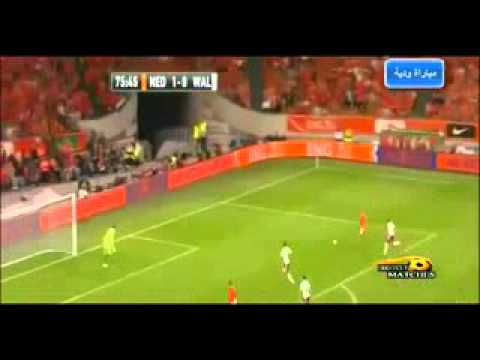 Netherlands vs Wales 2014 (2-0) ~ All goals and Highlights - Friendly Match HD 04/06/2014