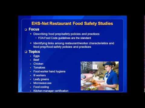 Webinar: An Introduction to Food Safety