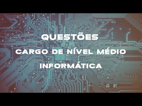 Concurso Público (TRE - Paramá - FCC/2012 - Cargo nível médio - Aula 90